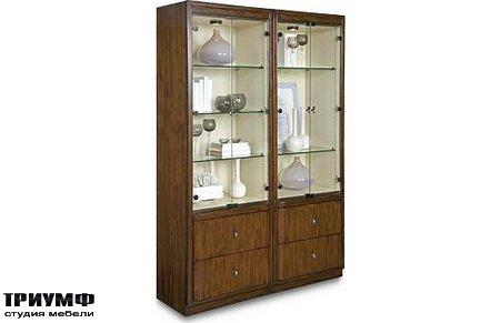 Американская мебель Drexel - Vista Display Cabinet