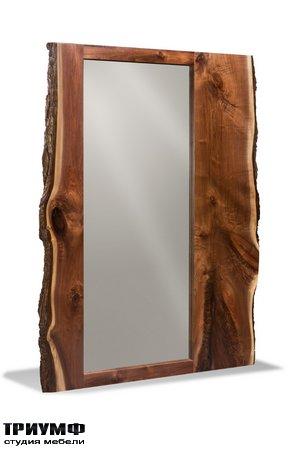 Американская мебель Harden - Live Edge Floor Mirror