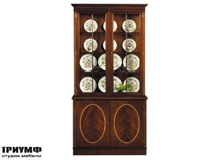 Американская мебель Kindel - Tudor Place Curio Cabinet