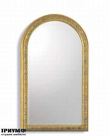 Итальянская мебель Chelini - Зеркало полусферой