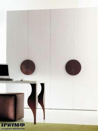 Итальянская мебель Di Liddo & Perego - Шкаф распашной Matrix с ручками Visual