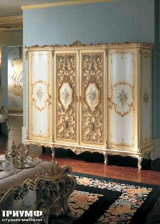 Итальянская мебель Silik - Шкаф 4-х дверный Calipso