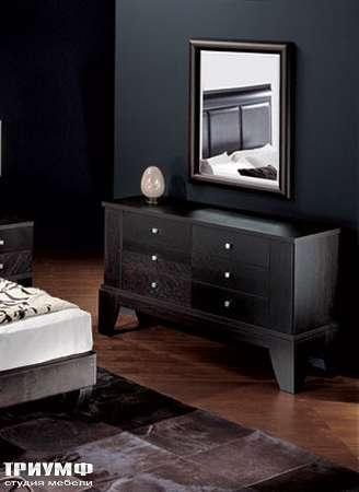 Итальянская мебель Smania - Тумба Eber