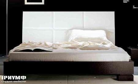 Итальянская мебель Varaschin - кровать Albert 1
