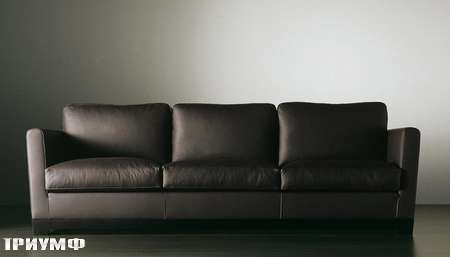 Итальянская мебель Meridiani - диван Allen 3-ех местный