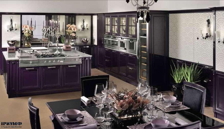 Итальянская мебель Brummel cucine - кухня Luxury