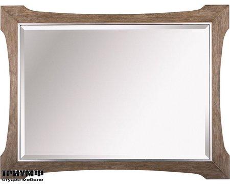 Американская мебель Thomasville - Anthony Baratta Quinn Landscape Mirror