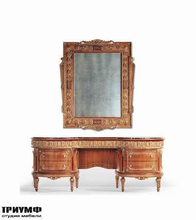 Итальянская мебель Jumbo Collection - Туалетный столик Clarissa