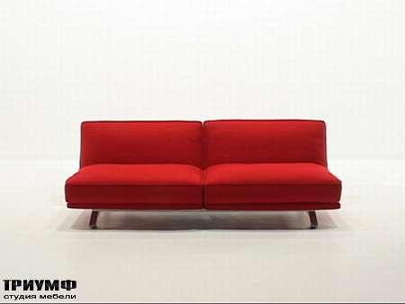 Итальянская мебель Futura - Диван раскладушка Very Due