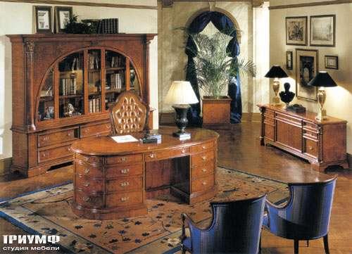 Итальянская мебель Francesco Molon - Письменный стол в дереве