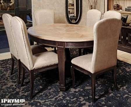 Итальянская мебель Grande Arredo - Стол круглый Victoria