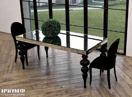 Итальянская мебель DV Home Collection - Стол Envy