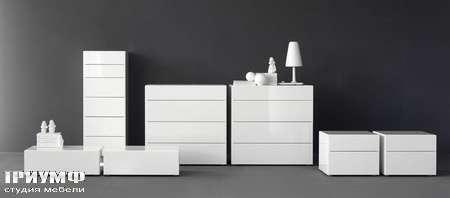 Итальянская мебель Olivieri - Система комодов Ray