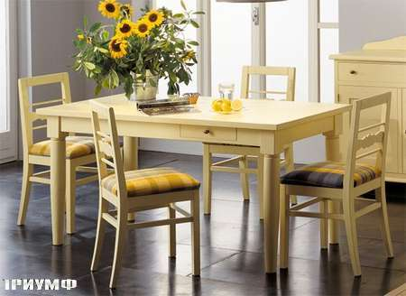 Итальянская мебель De Baggis - Стол 20-103