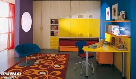 Итальянская мебель Julia - Рабочее место, коллекция smail