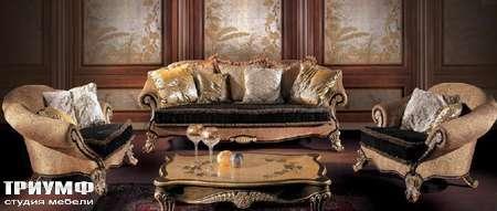 Итальянская мебель Ezio Bellotti - Диван, коллекция 850