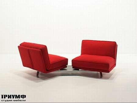Итальянская мебель Futura - Диван-кровать современная Very Due