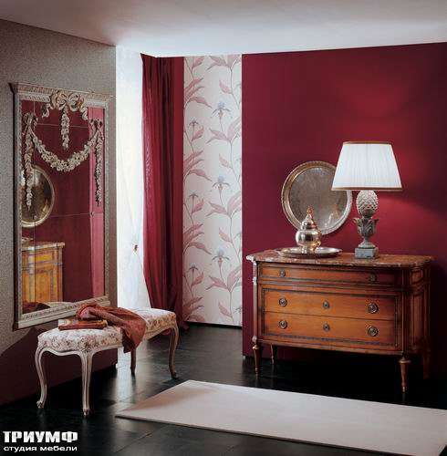 Итальянская мебель Salda - Комод с мраморным топом
