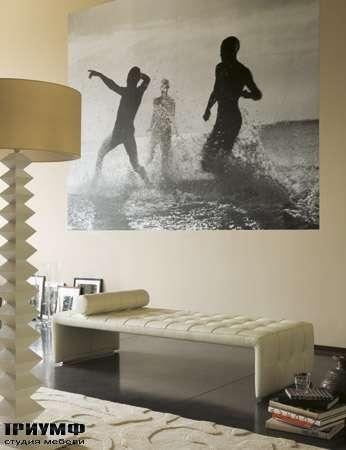 Итальянская мебель Porada - Кушетка scarlett