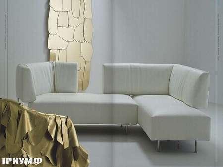Итальянская мебель Edra - диван l`homme at la