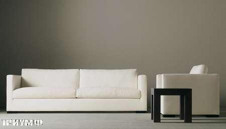 Итальянская мебель Meridiani - диван Belmondo двойной