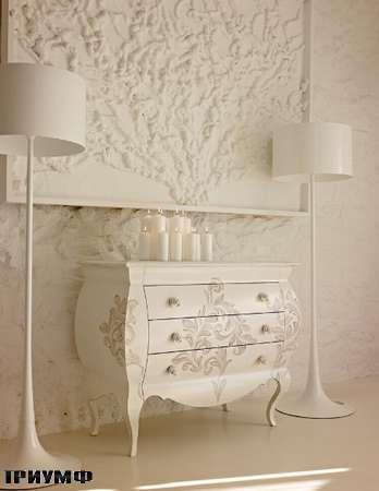 Итальянская мебель Volpi - комод Diletta