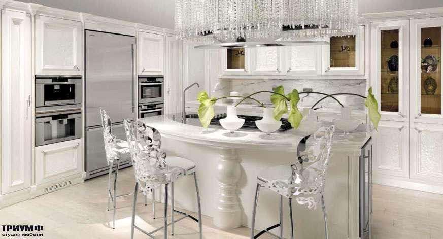 Итальянская мебель Brummel cucine - кухня Marmola