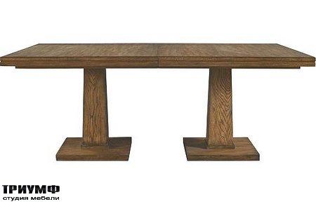 Американская мебель Drexel - Grayland Dining Table