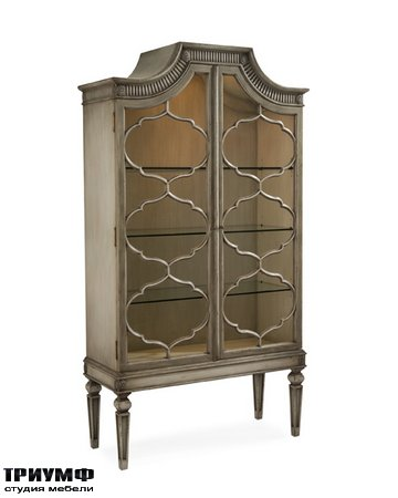 Американская мебель John Richard - Freya Display Cabinet
