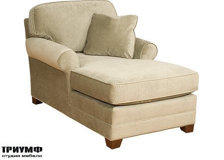 Американская мебель King Hickory - Bentley Chaise