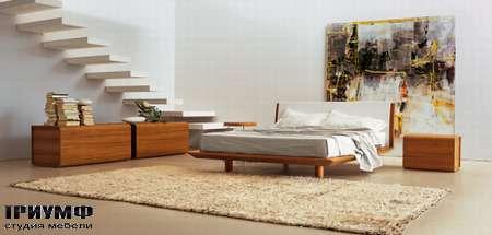 Итальянская мебель Pianca - Кровать Diletto двухспальная