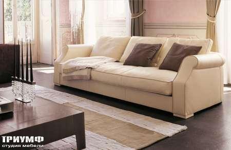 Итальянская мебель Love Luxe (Longhi) - Диван двухместный Rubens, раскладной