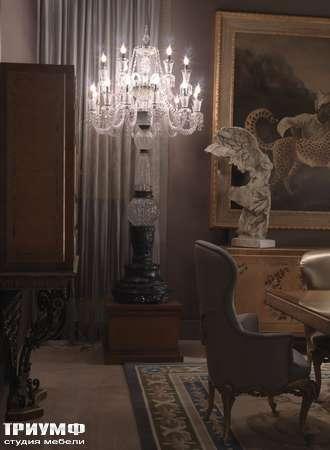 Итальянская мебель Jumbo Collection - Торшер в стекле