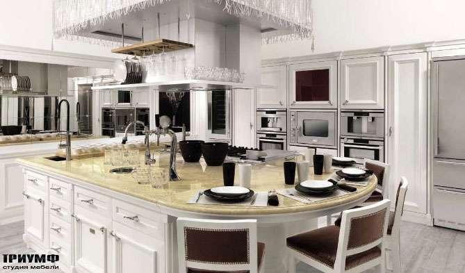 Итальянская мебель Brummel cucine - кухня Marmola2
