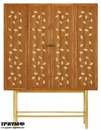 Американская мебель Currey and Company - Bohlend Cabinet