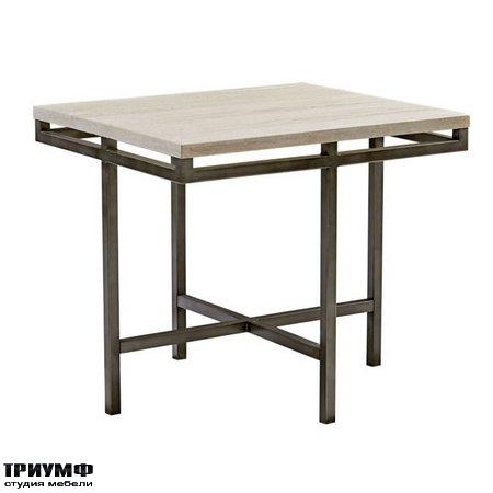 Американская мебель Hammary - Rectangular End Table