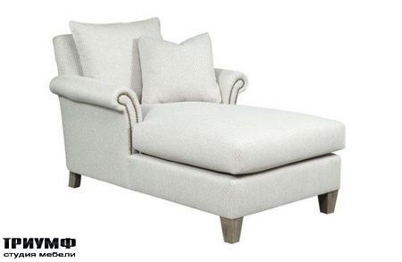 Американская мебель Kincaid - GREYSON FULL CHAISE