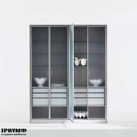 Итальянская мебель Driade - Витрина 4-х дверная