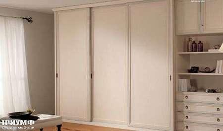 Итальянская мебель Ferretti e Ferretti - Стенка-шкаф с раздвижными дверьми Morfeo