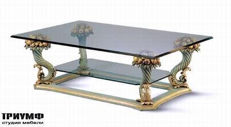 Итальянская мебель Chelini - стол арт FTBY 495