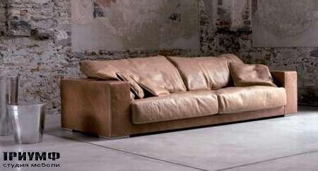 Итальянская мебель Baxter - Диван Budapest