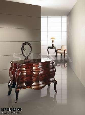 Итальянская мебель Smania - Комод Fenice