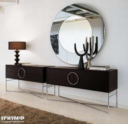 Итальянская мебель Porada - Сервант orbit