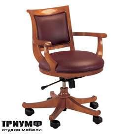 Итальянская мебель Morelato - Кресло на колесах кол. Direttorio