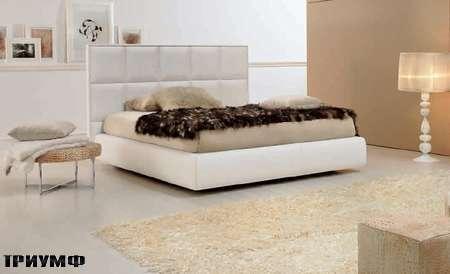 Итальянская мебель Valmori - кровать Byblos