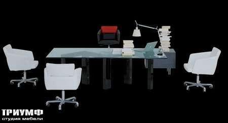 Итальянская мебель Il Loft - кабинет chicago