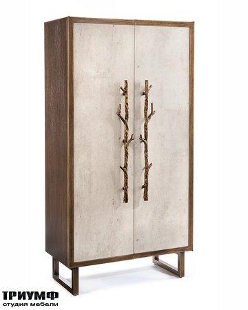 Американская мебель John Richard - Hallwood Cabinet