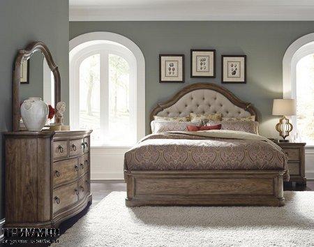 Американская мебель Pulaski - Aurora Bed