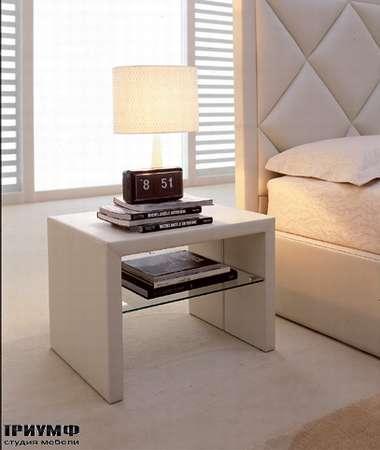 Итальянская мебель Cattelan Italia - Тумбочка Dorian
