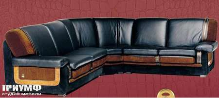 Итальянская мебель Formitalia - Диван New Broadway
